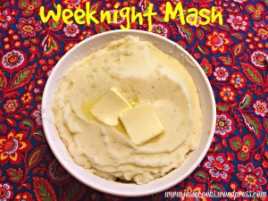 weeknight Mash